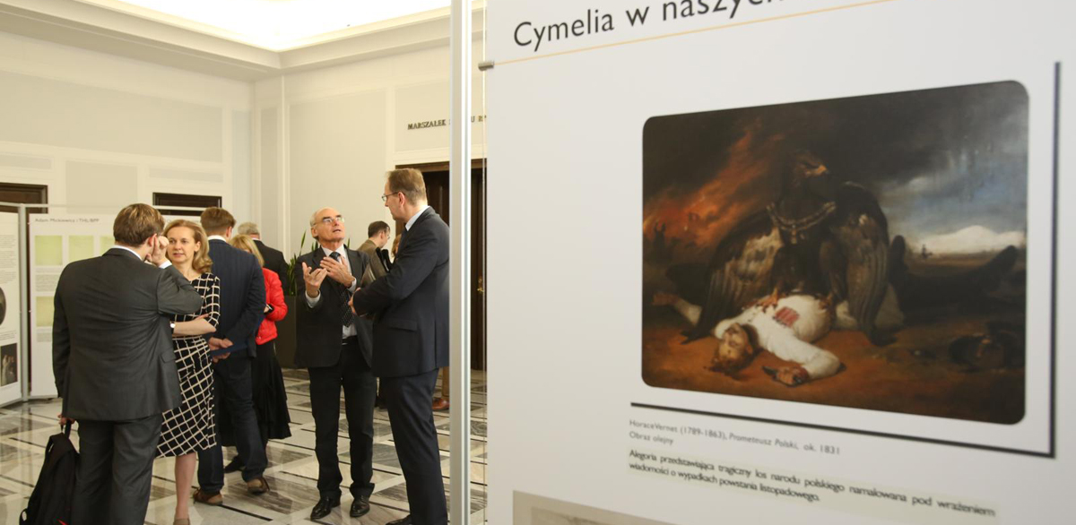 "Exhibition ""Isle of Freedom"""